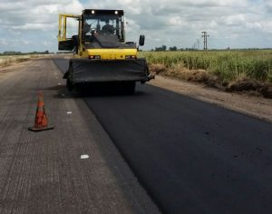 Rehabilitación de la ruta provincial N°1 $312 Millones 6 Ofertas