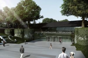Un consorcio liderado por IRSA se quedó con el nuevo Centro de Convenciones de la Recoleta
