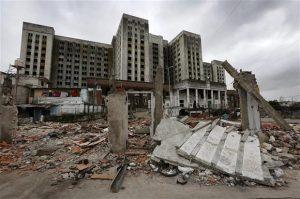 Se posterga el inicio de la demolición del Elefante Blanco