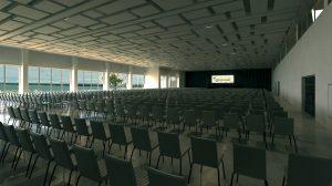 Avanza la obra del Centro de Convenciones de Paraná