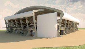 Construirán un Microestadio Cubierto en Río Grande $ 320 Millones