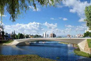 Única Oferta para el Nuevo Puente Peatonal de Carlos Paz $64 Millones