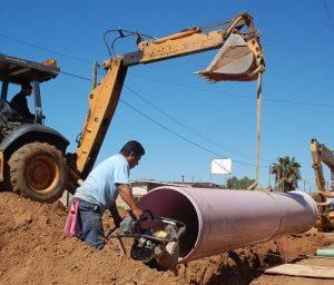 Saladillo ampliación de red de agua $2,6 Millones 1 Oferta