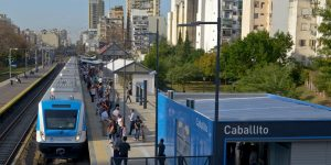 Alstom Renovará señalamiento en estaciones del tren Sarmiento € 10 Millones