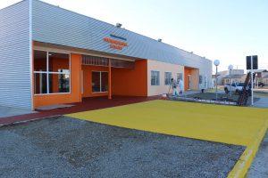 Rio Grande 2 empresas para construir el nuevo Centro de Salud