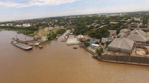 Saneamiento de la Cuenca Sudeste de Paraná $ 110 Millones 6 Empresas