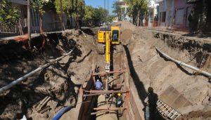 Obra de saneamiento cloacal en Ucacha $57 Millones 2 ofertas