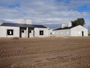 117 viviendas en el oeste pampeano $120 Millones 7 Empresas