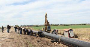 Licitación del Acueducto Desvío Arijón ($ 2.631 Millones) – 16 empresas presentaron oferta