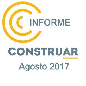 Informe CONSTRUAR obra pública Agosto 2017