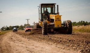 Obras en la ruta Nº294s – 12 Ofertas presentadas ($86 Millones)