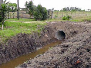 Comodoro desagües en tres sectores Ofertas $ 3 Millones