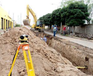 Obras de desagües pluviales en los barrios de Comodoro $ 7 Millones