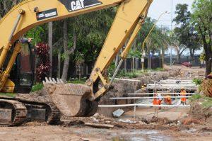 Gallegos obras de desagües pluviales $ 214 millones de pesos 3 Oferta