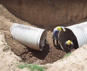 LOBERIA: Dos ofertas en licitación de la obra del desagüe pluvial $.8 Millones