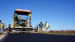 Más de $ 209 millones para pavimentar la ruta Nº36 8 Ofertas
