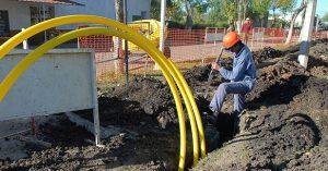Red de gas en siete sectores de Olavarria 3 Ofertas $5 Millones