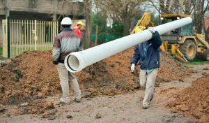 INGALFA Construirá la red secundaria López Camelo $93 Millones