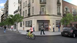 Ciudad invertirá más de $100 millones por nuevas obras de Once Peatonal