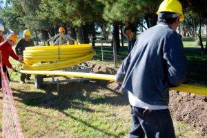 Gualeguaychu obra de ampliación de la red de gas natural $ 18 Millones 3 Oferentes