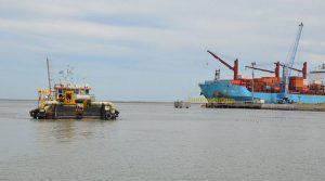 Relanzamiento licitación de Dragado de Bahía Blanca U$S 65 Millones