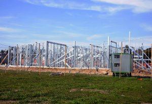 Construcción del Espacio Nido y redes de gas en La Blanqueada y Gardey $ 6,5 Millones