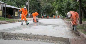 Pavimentación y repavimentación en 33 cuadras en Tandil $ 34 Millones