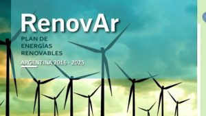 Empieza una semana clave para la producción de energías renovables