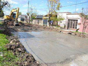 Ofertas por el asfalto del acceso a la Escuela Agraria $ 13 Millones