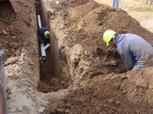 Comodoro licitó redes de cloacas y de gas para dos barrios de la zona oeste $ 7 Millones