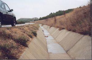 Colonia Pujol: Reconstruirán la cuneta Sur de ruta 70 $ 11 Millones