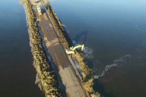 Hay ocho ofertas para ejecutar obras hídricas en la Ruta 70 $ 11 Millones