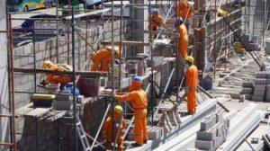 Por el impulso del Gobierno Nacional, el sector de la construcción ya emplea a 410 mil trabajadores