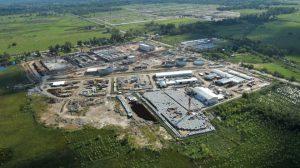 Roggio-Cartellone y Supercemento continuaran la planta potabilizadora Paraná de las Palmas