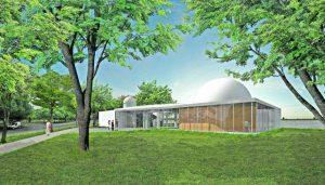 Dos ofertas para construir el primer Planetario Digital de la Ciudad de Santa Fe $ 10 Millones