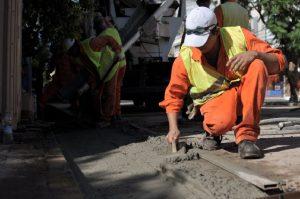 San Cristobal $ 25 millones en obras de pavimentación