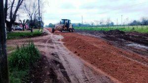 Pavimentación en el barrio nuevo edificio del CURS $ 16 Millones 3 Ofertas