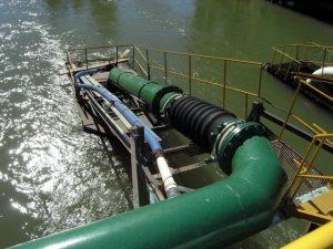 Estación de bombeo en el Valle Inferior del Río Chubut Unica Oferta $3 Millones