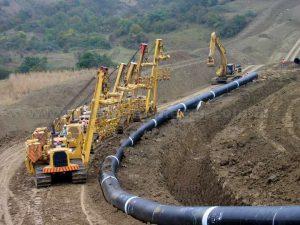 Mirasal  avanza el gasoducto de alta presión