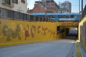 Qué obras públicas ejecutó el Gobierno porteño en la Comuna 12