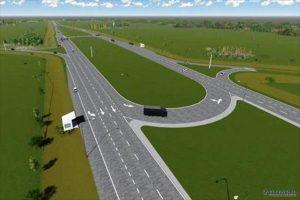 Construirán una autovía sobre la ruta 12 $1.300 Millones