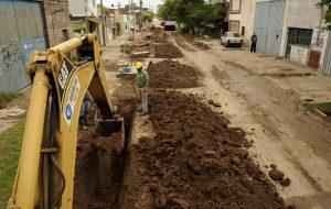 Comodoro licitó redes de cloacas y de gas para dos barrios de la zona oeste $ 8 Millones