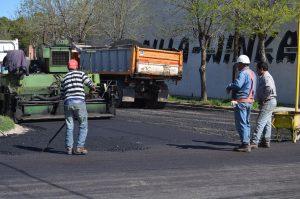 Ingeniero Luiggi una sola oferente para pavimentar 47 cuadras $ 30 Millones