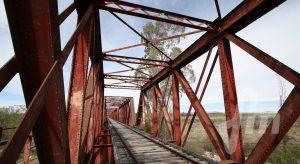 Cuatro empresas compiten para construir el puente badén sobre el río Diamante $ 64 Millones 4 ofertas
