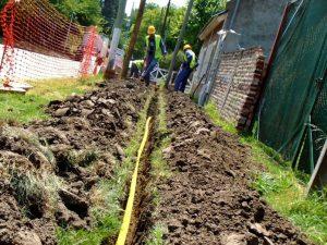 Ofertas para extender la red de gas en el barrio Las Tunitas $ 2 Millones