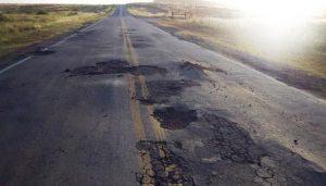 La ruta nacional 35 sigue sin solución hace más de siete meses