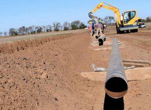 Rubricaron los últimos contratos por gasoductos