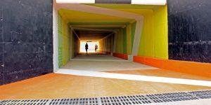 El Gobierno porteño busca hacer un túnel peatonal en Villa del Parque