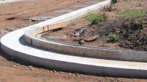 Laiquen concluyó la construcción de 15 cuadras de cordón cuneta en Chivilcoy