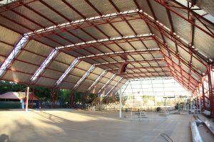 San Juan techado de 8 clubes de Hockey 6 Empresas